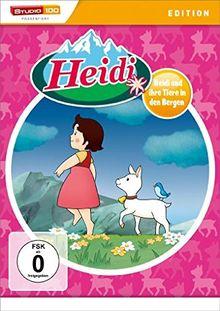 Heidi - Heidi und ihre Tiere in den Bergen