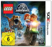 LEGO Jurassic World - [Nintendo 3DS]