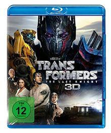 Transformers 5 - The Last Knight (+ Blu-ray) (+ Bonus-Disc)