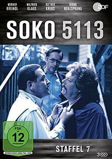 Soko 5113 - Staffel 7 [3 DVDs]