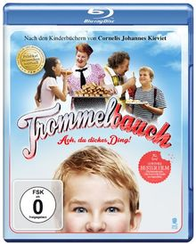 Trommelbauch (Prädikat: Besonders wertvoll) [Blu-ray]