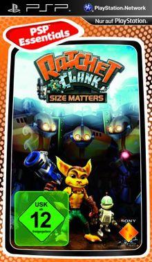 Ratchet & Clank: Size Matters [Essentials]