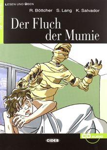 DER FLUCH DER MUMIE+CD (Lesen Und Uben, Niveau Zwei)