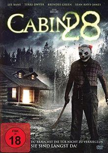 Cabin 28 - Sie sind längst da