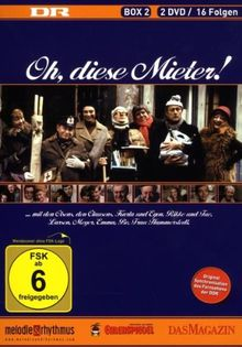 Oh, diese Mieter! - Box 2 (2 DVDs)