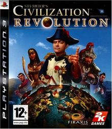Sid Meier's Civilization Revolution [FR Import]