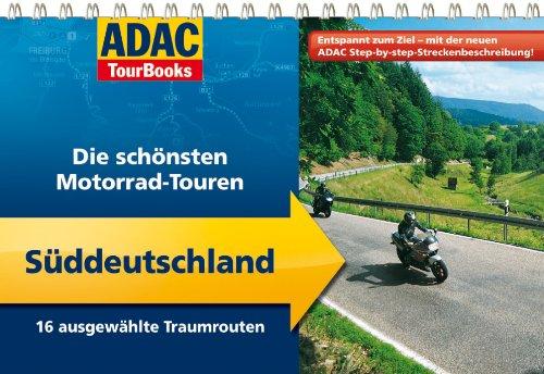 adac tourbooks s ddeutschland die sch nsten. Black Bedroom Furniture Sets. Home Design Ideas