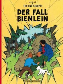 Tim und Struppi, Carlsen Comics, Neuausgabe, Bd.17, Der Fall Bienlein