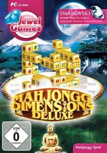 Jewel Games - Mahjongg Dimensions Deluxe