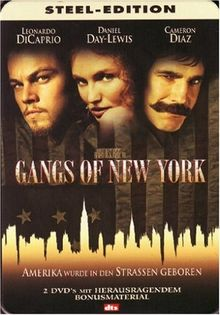 Gangs of New York (Steel Edition) [2 DVDs]