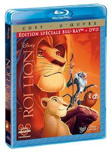 Le roi lion [Blu-ray] [FR Import]