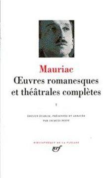 OEuvres romanesques et théâtrales complètes : Tome 3 (Pleiade)