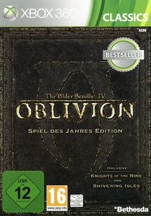 The Elder Scrolls IV: Oblivion - Game of the Year Edition [Software Pyramide]