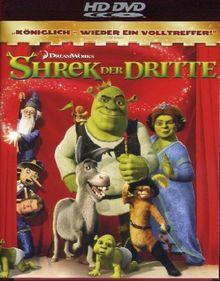 Shrek 3 - Shrek der Dritte [HD DVD]