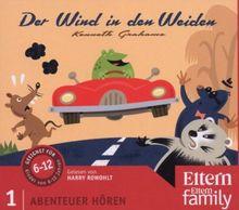 """Der Wind in den Weiden - ELTERN-Edition """"Abenteuer Hören"""""""