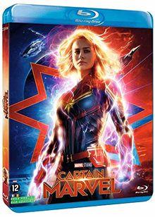 Captain marvel [Blu-ray] [FR Import]