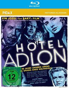 Hotel Adlon / Starbesetzter Kultfilm nach einem Drehbuch von Johannes Mario Simmel (Pidax Historien-Klassiker)(Blu-Ray)
