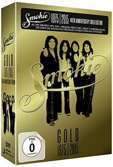 Smokie - Gold 1975-2015 [3 DVDs]