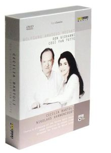 Mozart, Wolfgang Amadeus - Don Giovanni / Cosi fan tutte (4 DVDs, NTSC)
