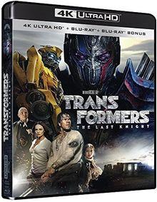 Transformers 5 : the last knight 4k ultra hd [Blu-ray] [FR Import]