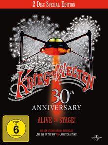 Der Krieg der Welten - Musical Version von Jeff Wayne [Special Edition] [2 DVDs]