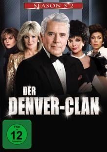 Der Denver-Clan - Season 5, Vol. 2 [4 DVDs]