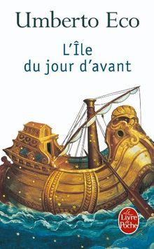 L'Île du jour d'avant (Ldp Litterature)