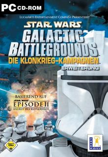 Star Wars: Galactic Battlegrounds - Die Klonkrieg Kampagnen (Add-on)