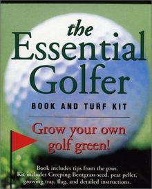 Essential Golfer: Book and Turf Kit (Charming Petites)