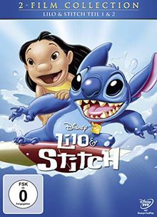 Lilo & Stitch 2-Film Collection (Disney Classics, 2 Discs)