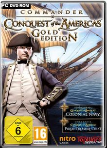Commander: Conquest of the Americas (Gold Edition)