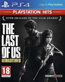 The Last of Us Remastered PS H