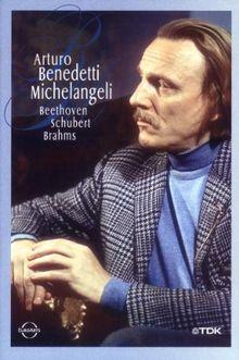 Arturo Benedetti Michelangeli - Spielt Werke von Beethoven, Schubert und Brahms