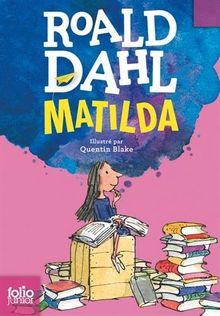Matilda, französische Ausgabe (Cart Post Voile)