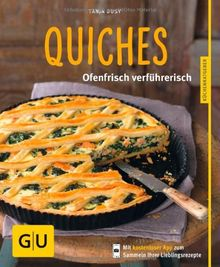 Quiches: Ofenfrisch verführerisch (GU Küchenratgeber Relaunch ab 2013)