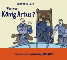 Wer war König Artus?, 2 Audio-CDs
