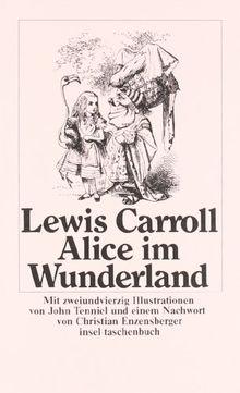 Alice im Wunderland (insel taschenbuch)