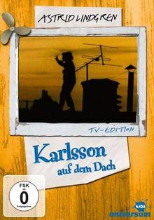 Astrid Lindgren: Karlsson auf dem Dach (TV-Edition)