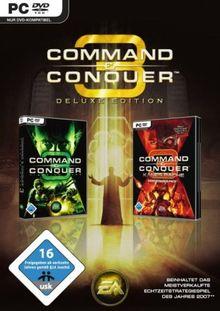 Command & Conquer 3 - Tiberium Wars Deluxe Edition