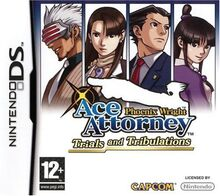 Ace attorney phoenix wright trials and tribulations