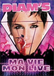 Diam's : Ma vie, mon Live - FR Import