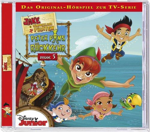 disney's jake und die nimmerland piraten 05 von walt disney
