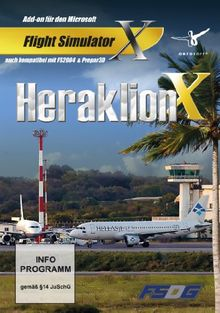 Flight Simulator X - Heraklion X (Add-On)