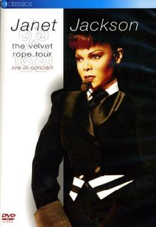 Janet Jackson - The Velvet Rope Tour 1998