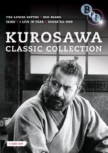 Kurosawa: Classic Collection [DVD] [UK Import]