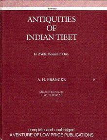 Antiquities of Indian Tibet