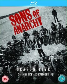 Sons of Anarchy - Season 5 [UK Import]
