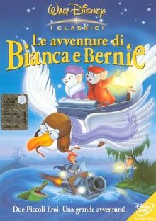 Le avventure di Bianca e Bernie [IT Import]