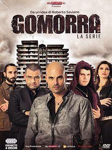 Gomorra - La Serie - Stagione 01 [4 DVDs] [IT Import]Gomorra - La Serie - Stagione 01 [4 DVDs] [IT Import]