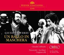 Verdi: Un ballo in maschera (Wiener Staatsoper, 1986)